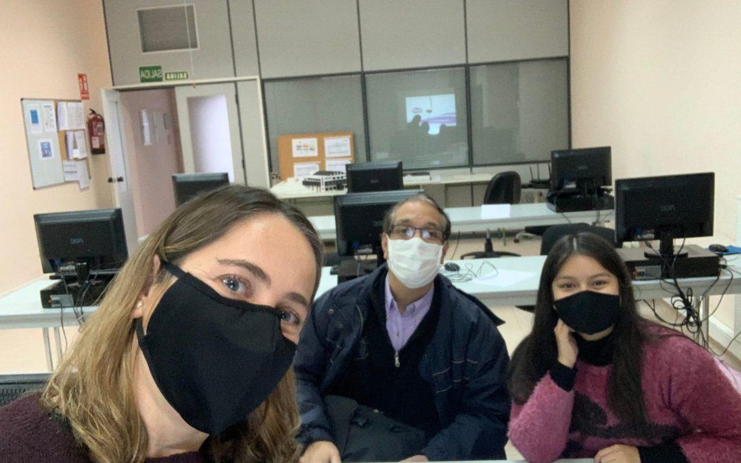 Inserción Laboral y Formación para la Igualdad (Carballo)