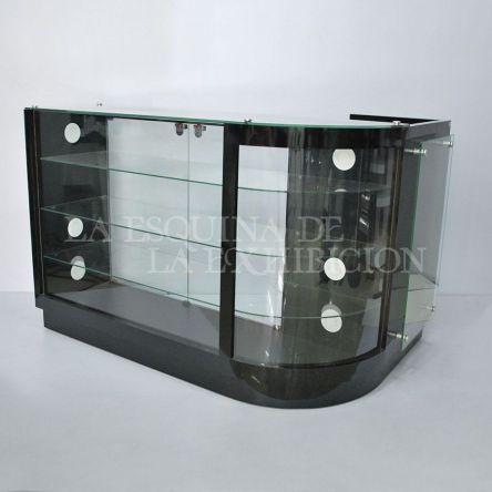 Punto de pago en L con vidrio / luz Ref. 5889