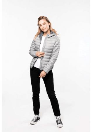 chaqueta acolchada para mujer ropa de invierno y deporte