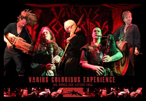 Varius Coloribus - Die König der letzten Tage Pressebild