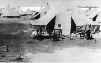 Campamentos de damnificados