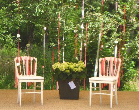 d co mariage d 39 ext rieur des id es faciles r aliser la fabrique mariage. Black Bedroom Furniture Sets. Home Design Ideas