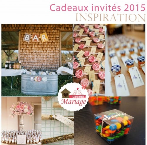 cadeaux invités 2015