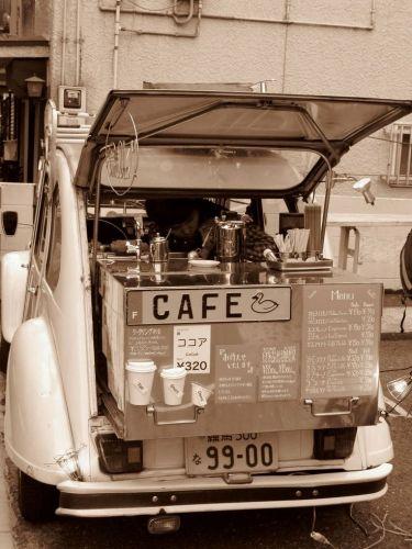 food truck café mariage