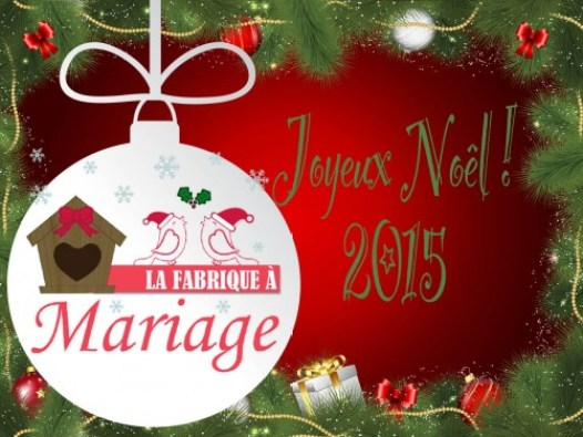 Joyeuses fêtes 2015