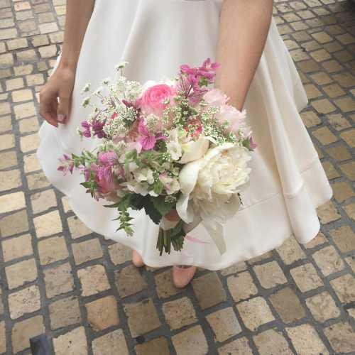 fleurs mariage