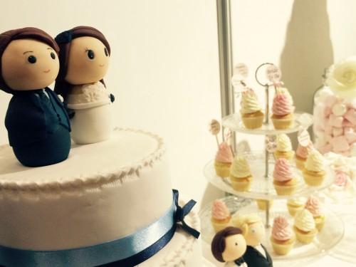 Gâteaux mariage personnalisés
