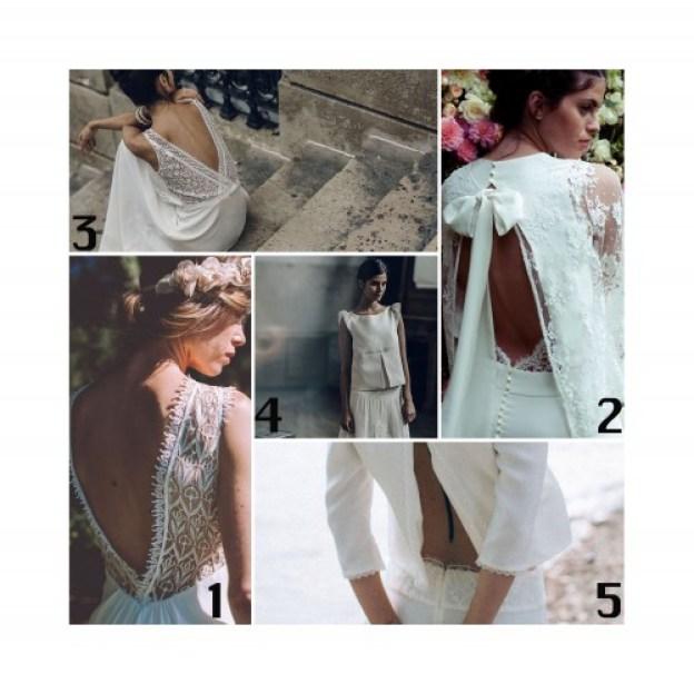 robes de mariées 2016