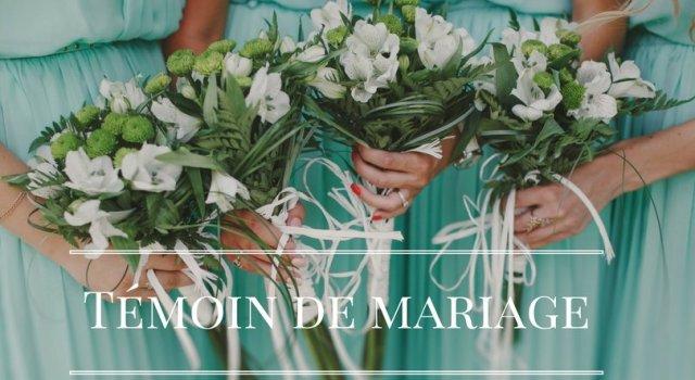 témoin de mariage - wedding planner bordeaux