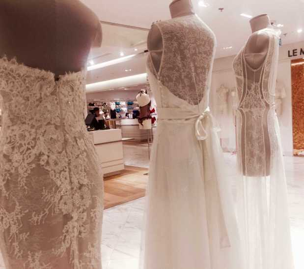 robes de mariées 2017