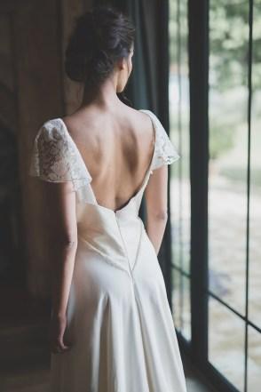 ROBE ELINA DOS - les mariées fox - la fabrique a mariage