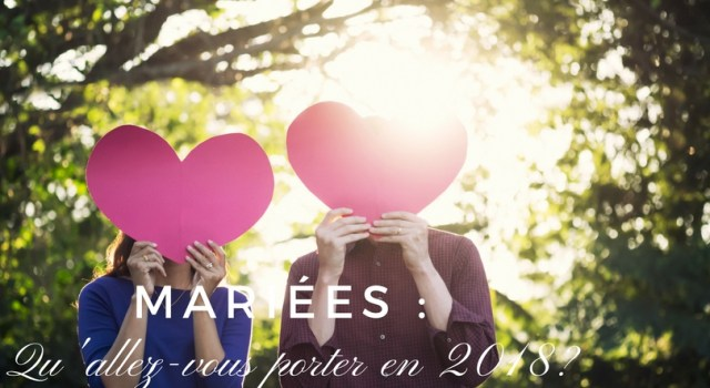 Robes de mariées 2018 - la fabrique a mariage
