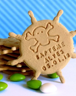 biscuit bapteme pirate