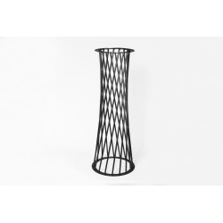 table foot 90cm twisted