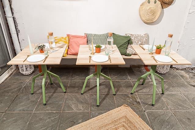 5 meubles a construire en exterieur blog la fabrique des pieds