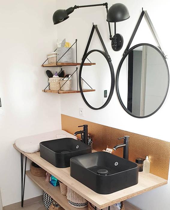 15 Meubles Vasques Salle De Bain Blog La Fabrique Des Pieds
