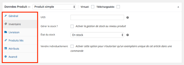 creer site woocommerce donnees produits