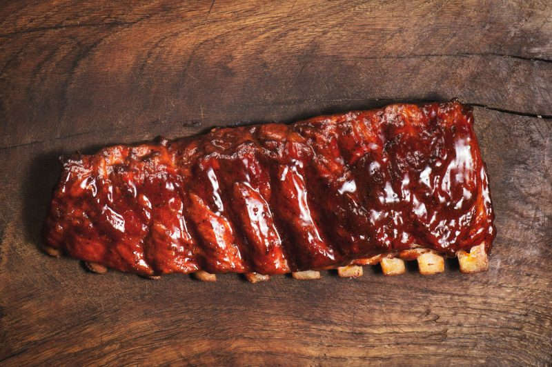 Come cuocere le Costine di Maiale Ribs al Barbeque