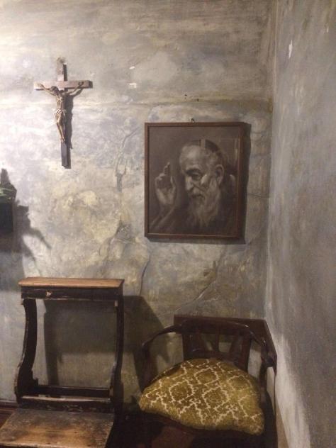 particolare di San Leopoldo - Padova