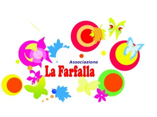 new logo la farfalla copy copia