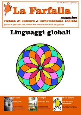 La Farfalla magazine - Numero 2 - Copertina