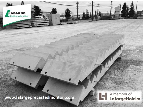 Precast Concrete Staircase Designs By Lafarge Precast Edmonton