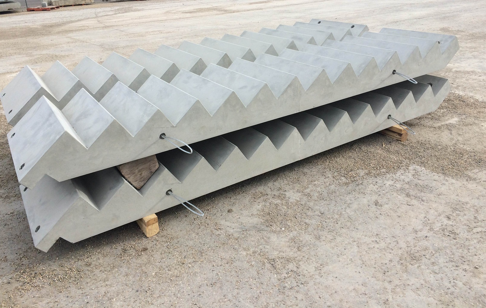 Pre Stressed Cement Concrete : West edmonton mall parkade e lafarge precast