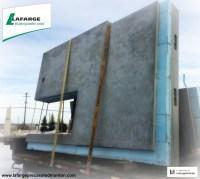 Cement Wall Panels Edmonton  Lafarge Precast Edmonton Alberta