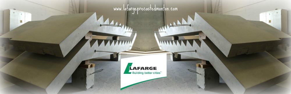 Precast Stairs Edmonton By Lafarge Precast Edmonton