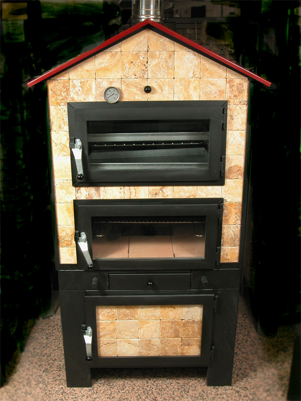 IndoorOutdoor Wood Fire Oven lafavoritafavorscom