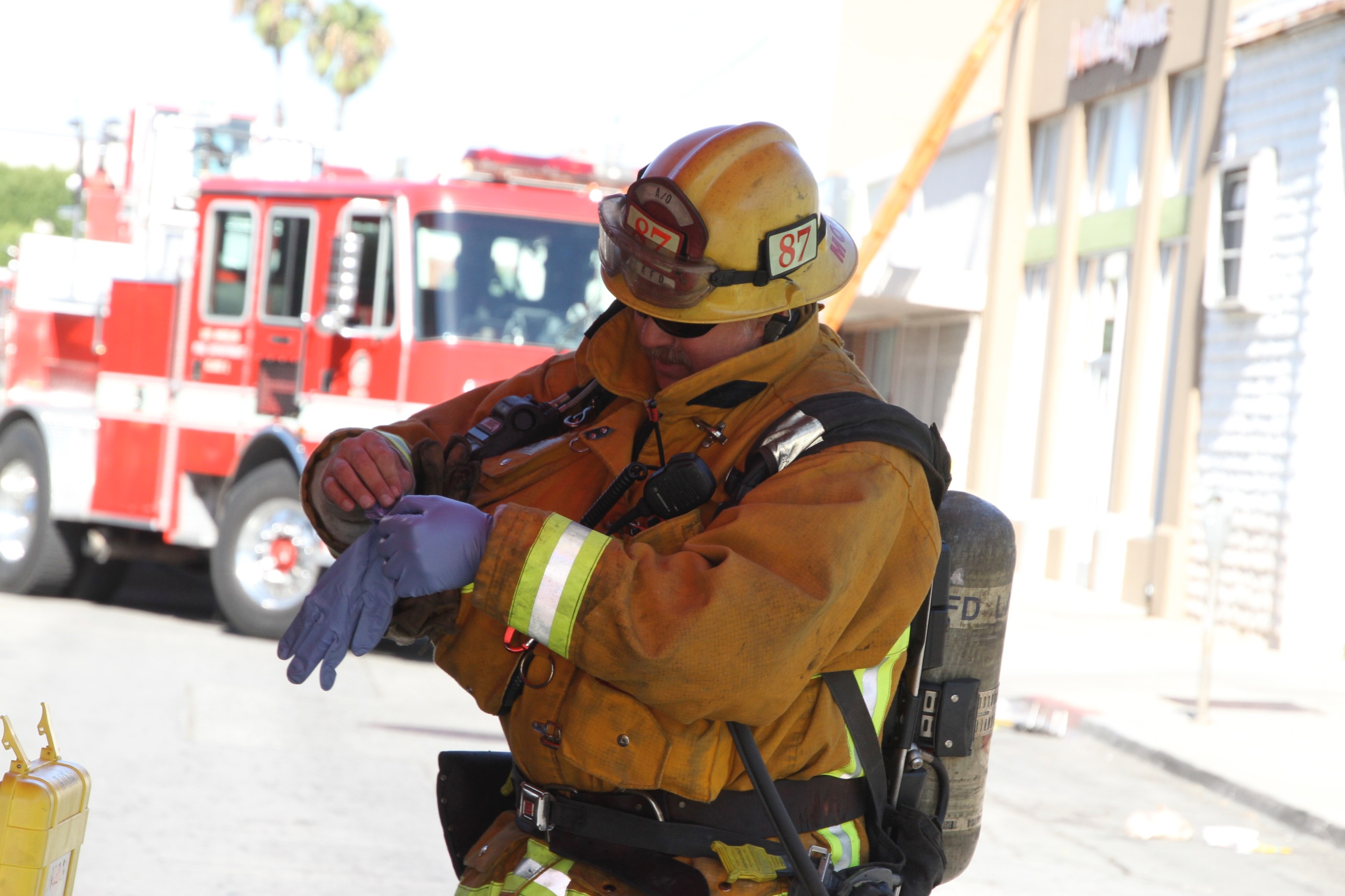 County Department Ventura Fire