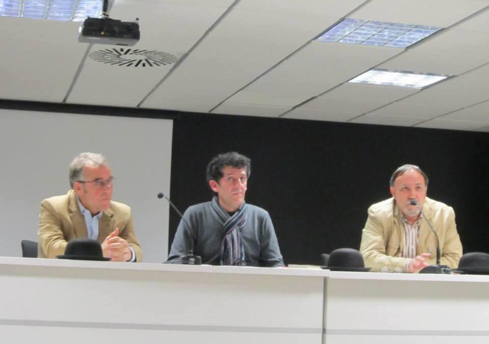 """Crónica de la presentación de """"La memoria del barro"""" en Molina de Segura"""