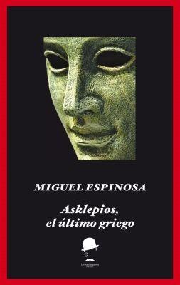 Portada Asklepios, el último griego