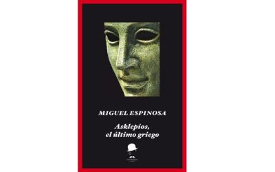 """Próximo lanzamiento de una nueva y excepcional edición de """"Asklepios, el último griego"""""""