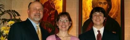Conversión de Ron Doub de Luterano a Católico