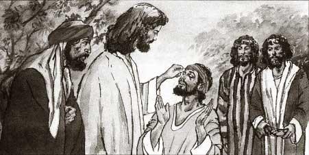 bartimeo y la nueva evangelización