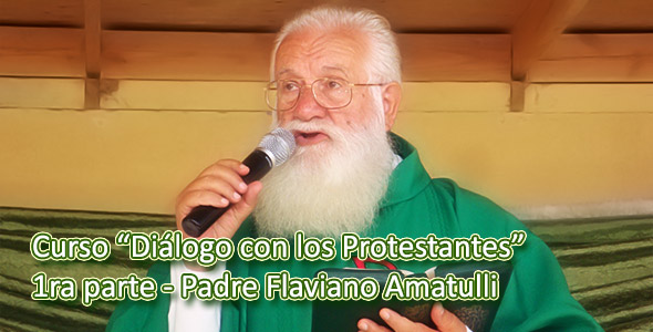 Padre Flaviano Amatulli