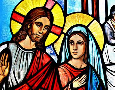 Porqué Jesús llama Mujer a María su Madre