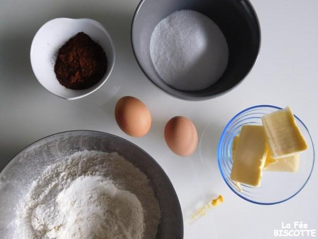 recette biscuits spirale vanille chocolat