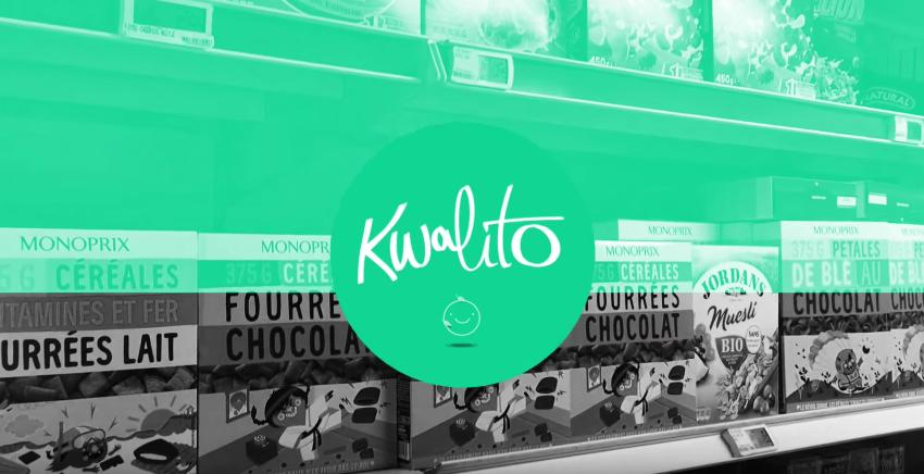 Kwalito l'application indispensable pour lire les étiquettes ou pas