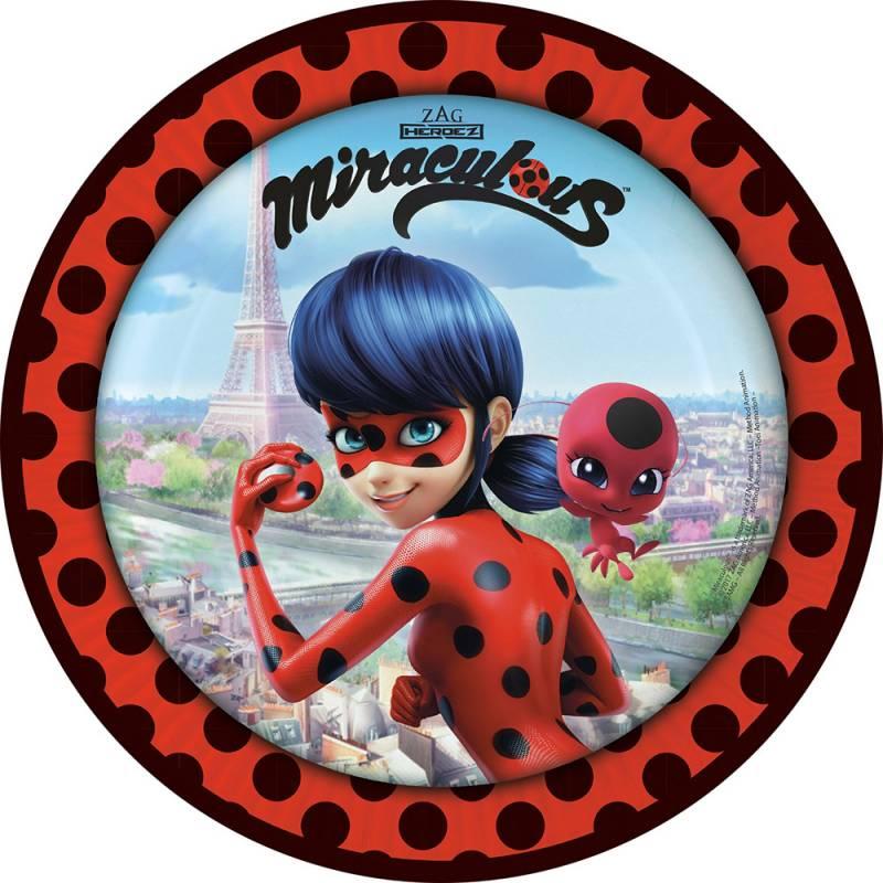 anniversaire miraculous Ladybug