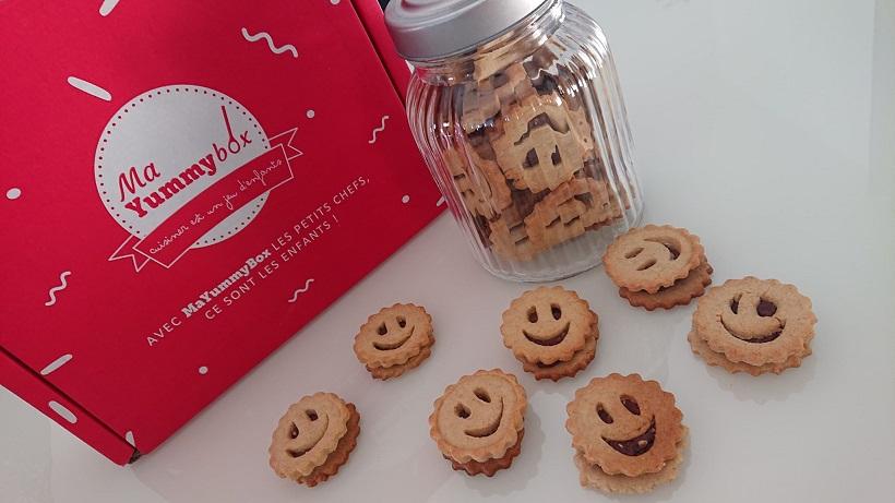 Biscuits Crousti Choco | Ma Yummybox