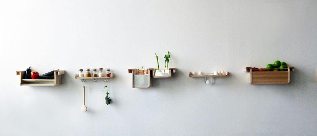 rangement minimaliste