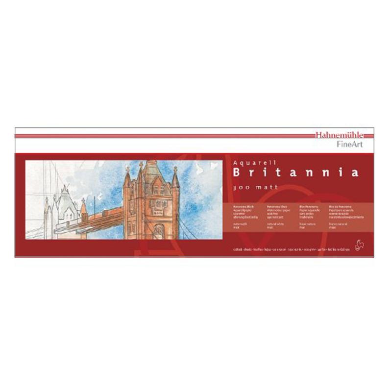 Bloc papier aquarelle BRITANNIA 300g