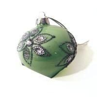 Decoration Noel Verte - bulbe