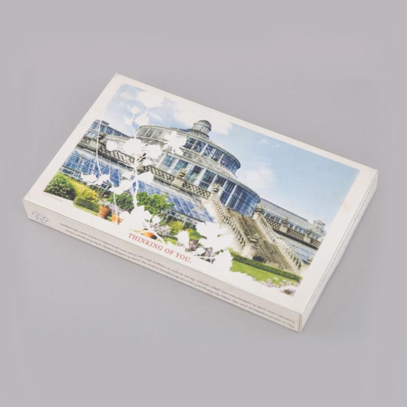Carte postale jardin à faire pousser BOTANICAL