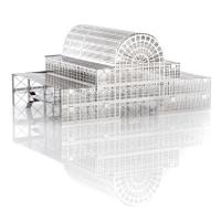 Monumini CRYSTAL PALACE - mini maquette