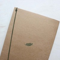 Dossier - Cahier A5 NATURE