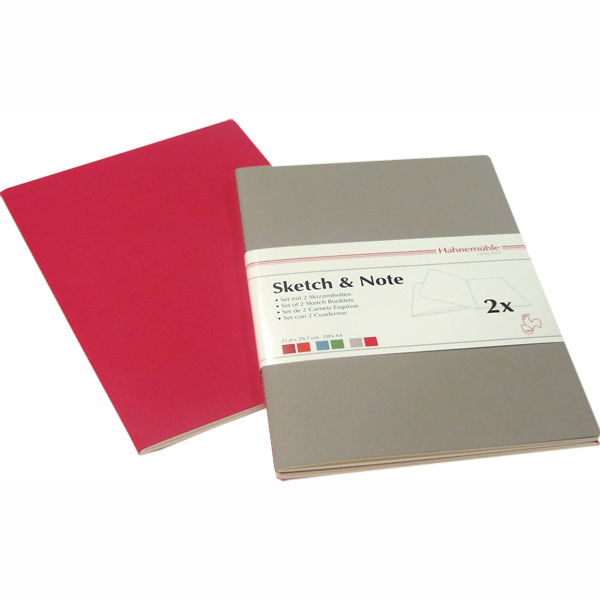 SKETCH & NOTE Laurier/Fuschia