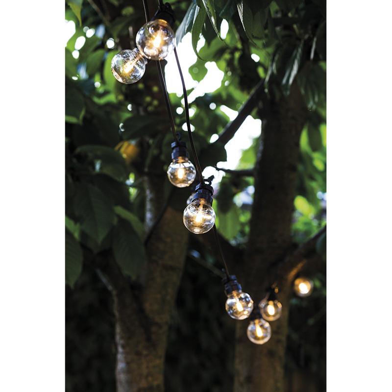 Guirlande Guinguette OSCAR (ampoules transparentes)